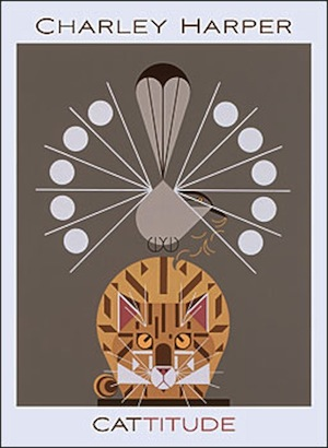 Charley Harper Cattitude Notes