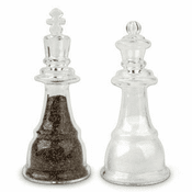 Check Mate Salt and Pepper Set