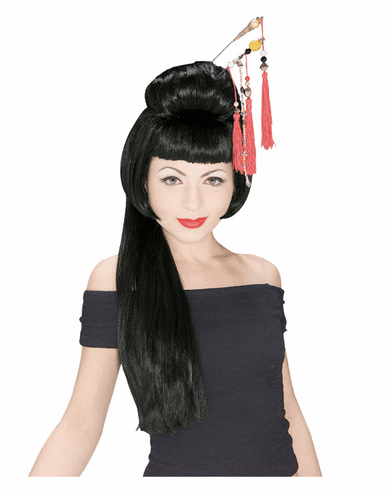 China Girl Geisha Wig Adult