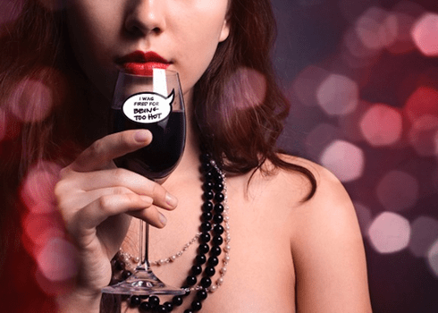 Chit Chat Drink Markers