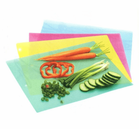 CHOPPING MATS - SET OF 4