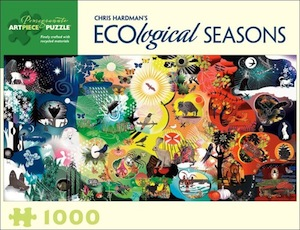 Chris Hardman: Ecological Seasons