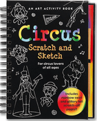 Circus Scratch and Sketch