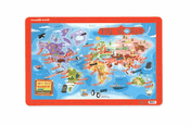 Cities of the World Placemat