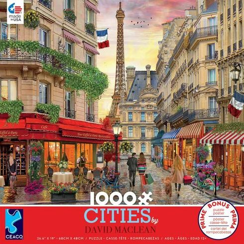 Cities Paris