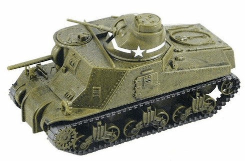 Classic Armour M3 Lee Tank