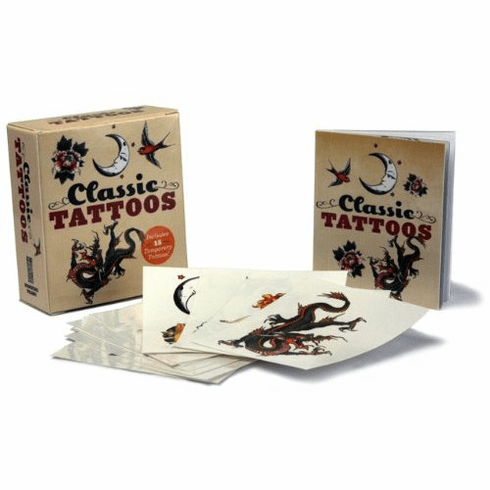 Classic Tattoos Kit