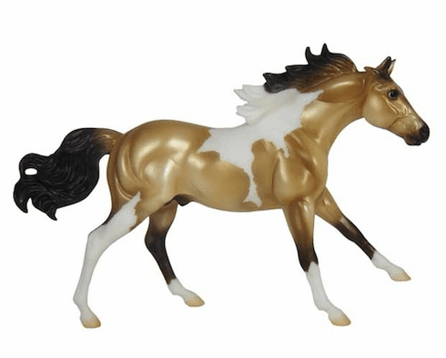 Classics Collection Buckskin Paint Horse