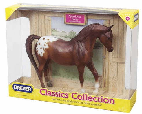 Classics Collection Chestnut Appaloosa