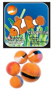 Clownfish Marbles