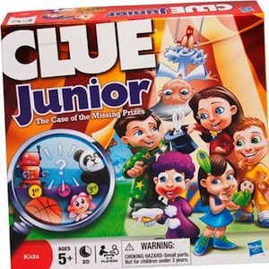 Clue Junior - Carnival