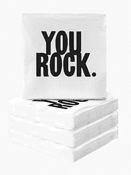 Cocktail Napkins - You Rock
