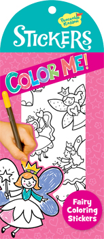 Color Me Fairy Stickers