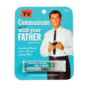 Communicate with Dad Breathspray