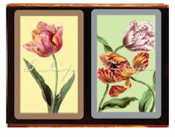 Congress Tulips Standard Index Playing Cards