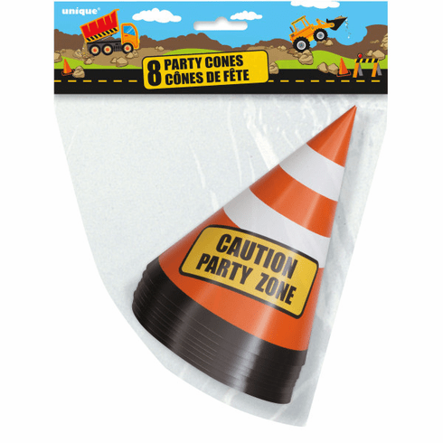Construction Party Hat
