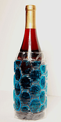 Cool Sack Wine Bottle Wrap - Blue