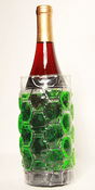 Cool Sack Wine Bottle Wrap - Green