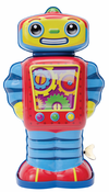 Cosmo the Wind-up Tin Robot
