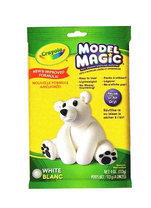 Crayola Model Magic - White