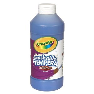 Crayola Washable Tempura - Blue