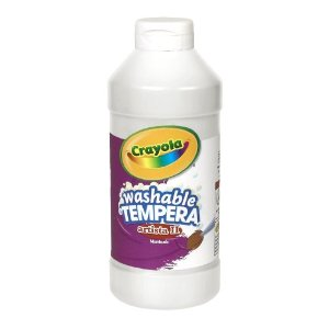 Crayola Washable Tempura - White