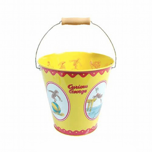 Curious George Pail