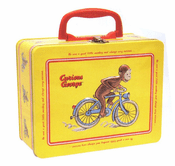 Curious George Tin Lunchbox