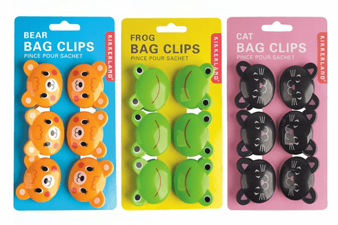 Cute Animal Bag Clips