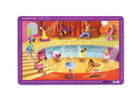 Dance Studio Placemat