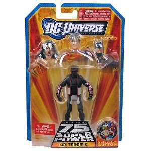 DC Universe Mr. Terrific