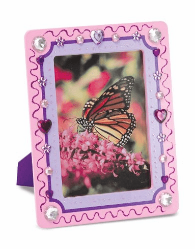Decorate Your Own Picture Frame