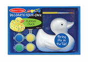 Decorate-Your-Own Rubber Duck