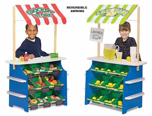 Deluxe Grocery Store Lemonade Stand