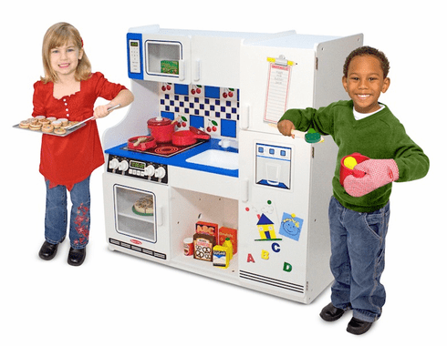 Deluxe Kitchen Play Center