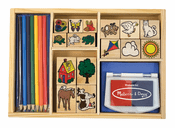 Deluxe Stamp Set