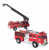 Die Cast Fire Engines