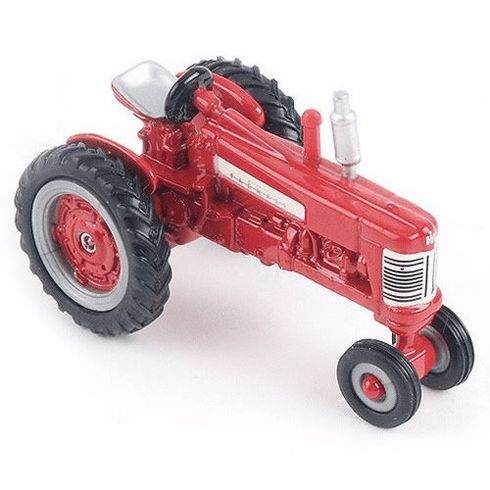 Die Cast Red Tractor