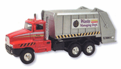 Die Cast Sanitation Truck