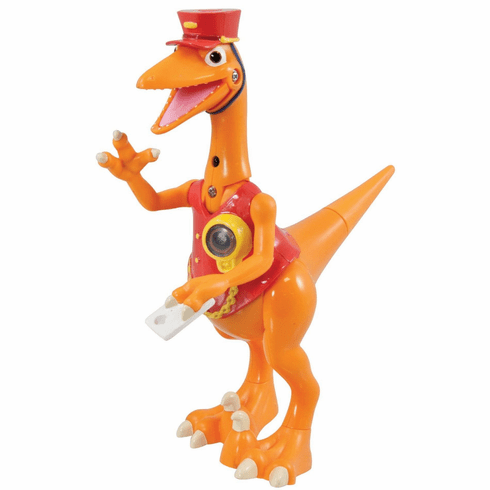 Dinosaur Train InterAction Mr. Conductor