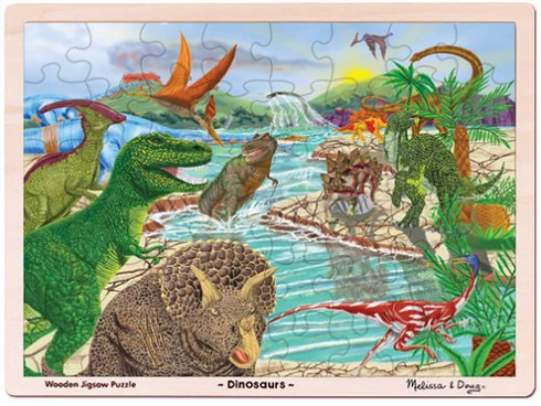 Dinosaurs Puzzle