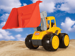 Dirt Diggers Front Loader