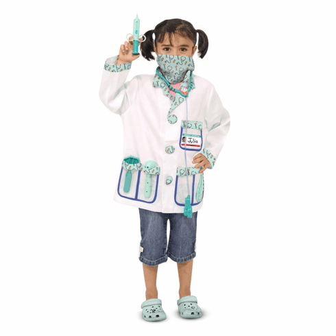 Doctor Costume Set