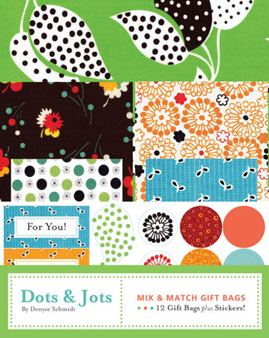 Dots & Jots Mix and Match Gift Bags