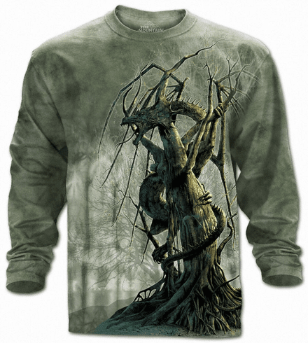 Dragon Tree Long Sleeve