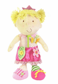 Dress Up Princess Doll Plush