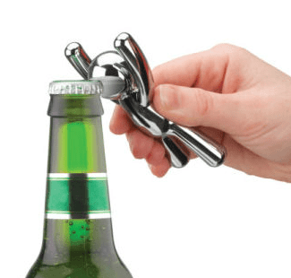 Drinking Buddy Bottle Opener
