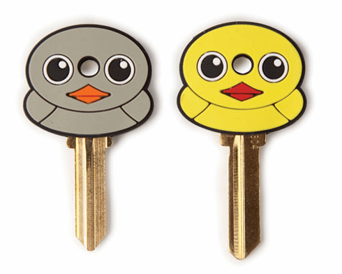 Duck Key Cap, Set of 2