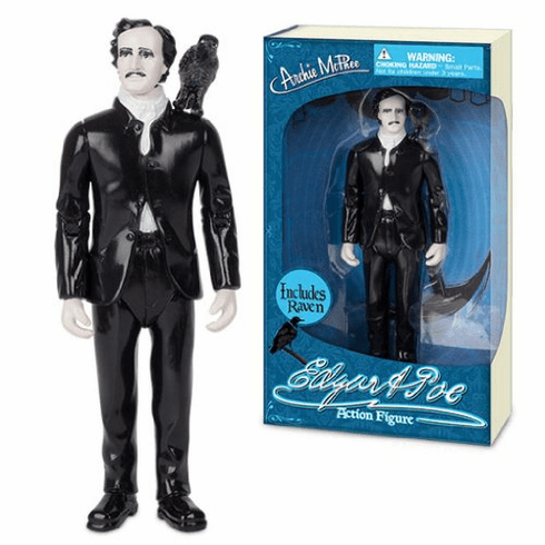 Edgar Allen Poe Action Figure