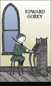 "Edward Gorey's Children 3 x 5"" Notepad"